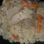 Плов с мясом и овощами рецепт