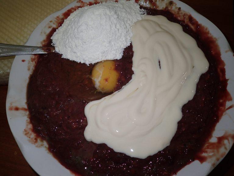 Печеночное тесто